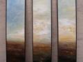 Oljemålning, 30x120 cm, 2000
