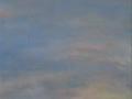Oljemålning, 25x70 cm, 2005