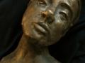 Bronsskulptur, 11x20 cm, 2005
