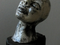 Keramik, 14x17cm, 2002