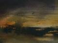 Akvarell + bläck, 15x10 cm, 2010